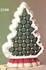 QUILTED TREE & BASE