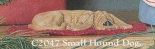 SMALL HOUND DOG
