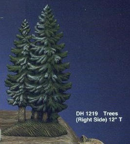 TREE (RIGHT SIDE) 12''H