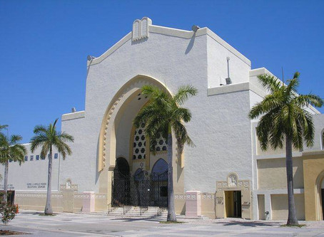 Presentation June 21 in the Temple of Israel in Miami