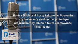 Wielkopolskie popołudnie - wywiad o pomocy dla Osób w kryzysie bezdomności - odpowiada s. Józefa Krupa