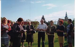 Członkowie Wspólnoty Apostolskiej w Śremie