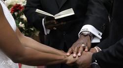 Holy Matrimony ..