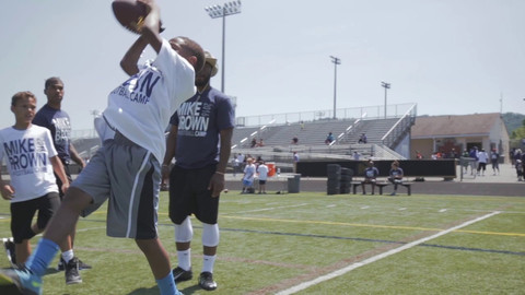 Mike Brown 2017 Football Camp Promo