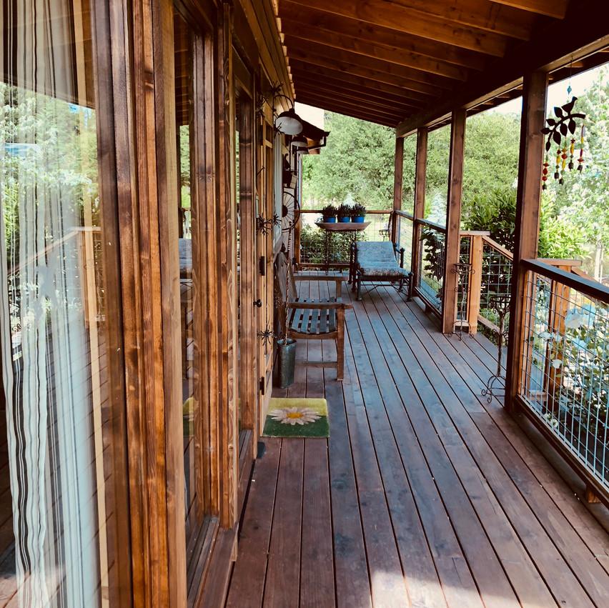 014. Cabin