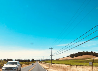 24 Hours and 24 Photos: Sonoma and Marin, CA