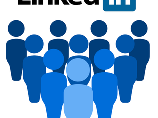 Researching people on LinkedIn isn't weird - that's the point