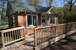 Fox Cabin Outside