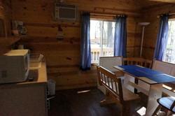 Fox Cabin Dining Room
