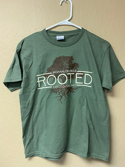 Rooted Theme Shirt