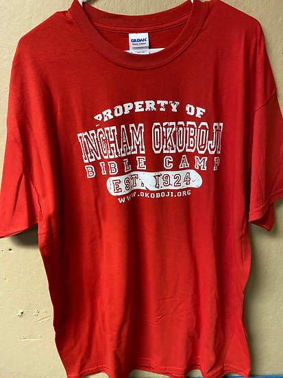 IOLBC Property Shirt