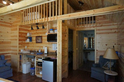 Dakota Cabin Inside