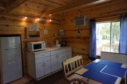 Fox Cabin Kitchen