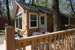 Dakota Cabin Deck
