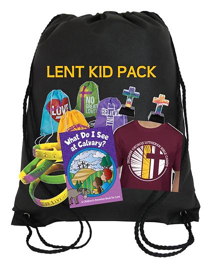 Kid Camp Pack