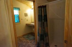 Navaho Cabin Bathroom