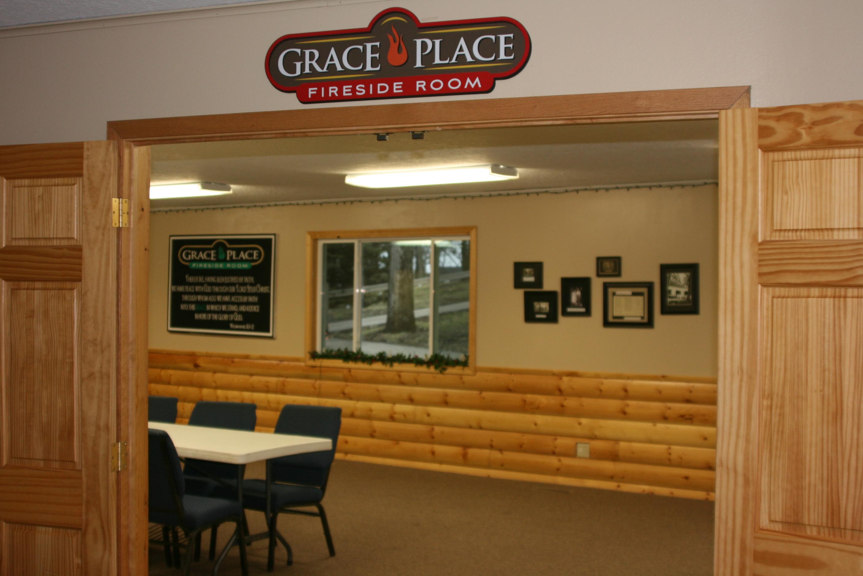 Entrance to Grace Place