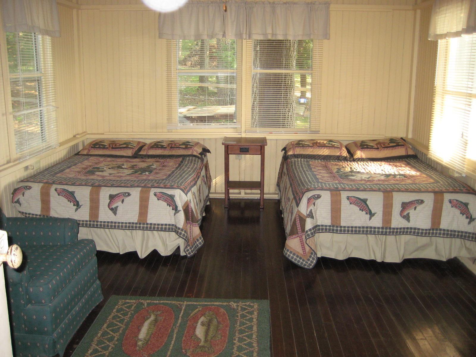 Beach House Main Level Bedroom 2