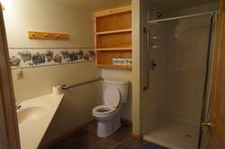 Crow Cabin Bathroom