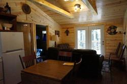 Navaho Cabin Living Room