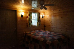 Dakota Cabin Bedroom