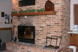 Upper Christopherhaus Fireplace