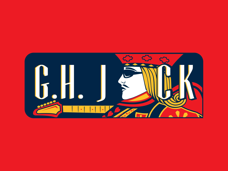GH JACK Logo Design