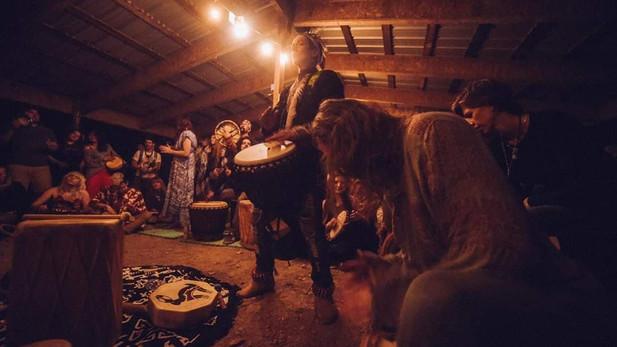 Rhythm of Life Drumming