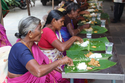 Meals for widows