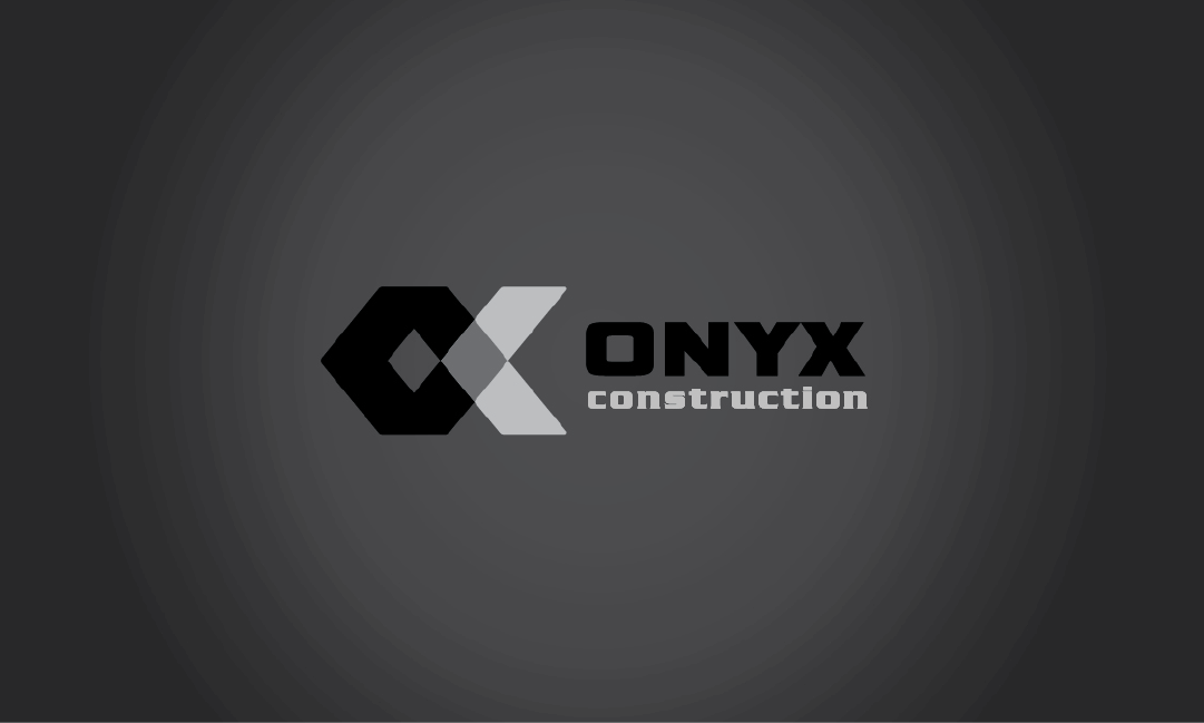 Onyx Construction Logo