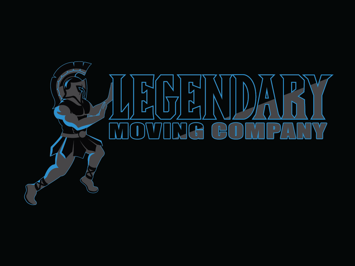 Legendary Moving Logo
