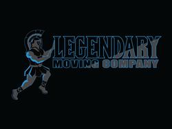 Legendary Moving Logo