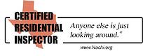 Certified Residential Inspector
