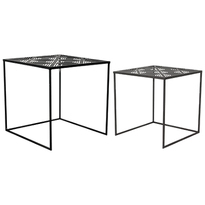 JAY SIDE TABLE SET