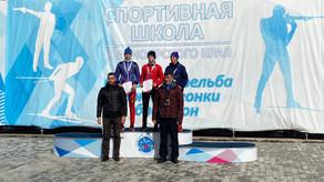 Первенство Красноярского края по летнему биатлону