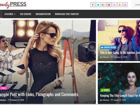 100+ Free responsive blogger templates (Freebies)
