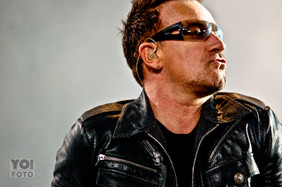 BONO // U2 // Roma