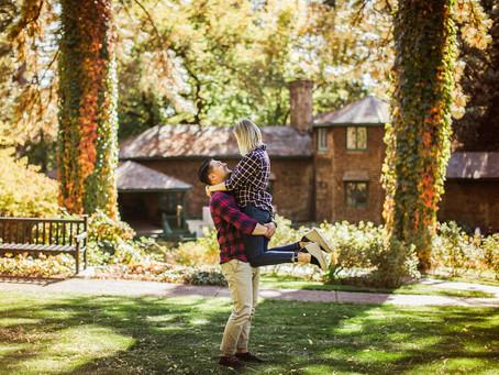 Love Story Photo Session in Empire Mine Historic Park - VeTania Photography - Roseville, CA