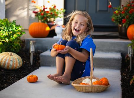 Fall  Family Photo Session Ideas - Lifestyle Family Photographer in Sacramento, CA