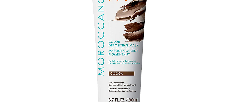 Moroccan Oil Color Depositing Mask - Cocoa