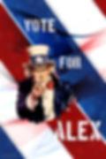 Vote for Alex