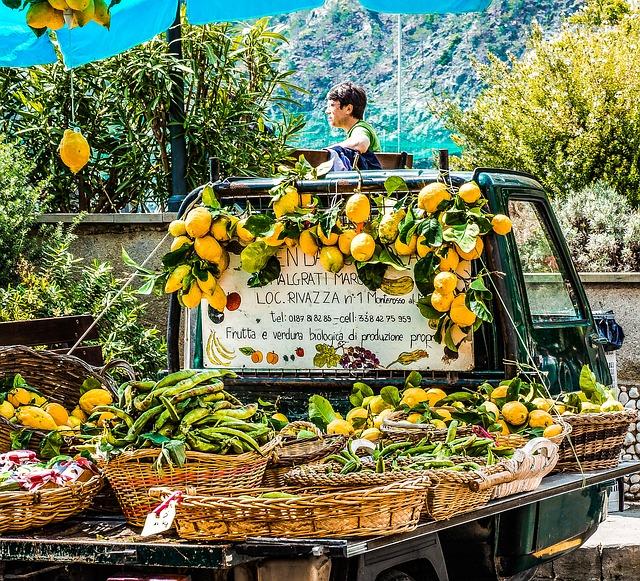 Amalfi produce