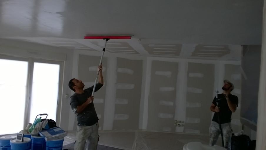 Revêtement plafond