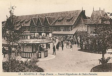 Hippodrome de Clairefontaine 1930