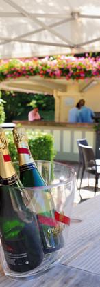Bar à champagne Mumm