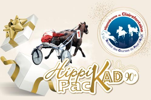 Carte Hippik Pack Kado90