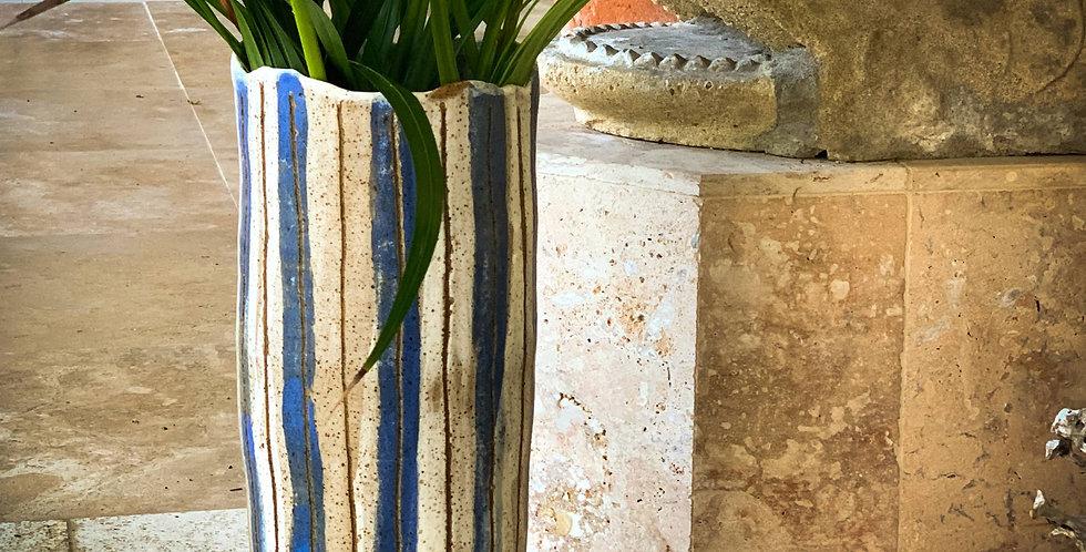 Yves Klein Tall vase