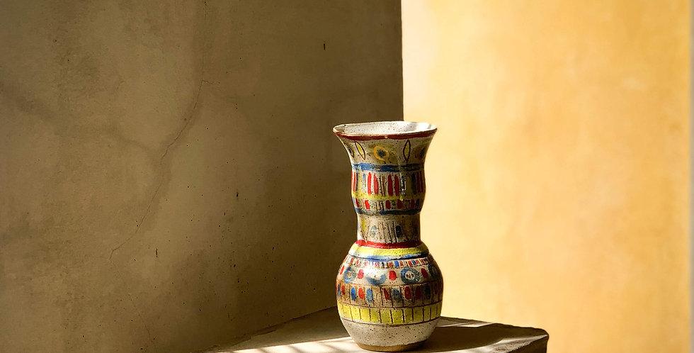 Junkanoo Queen vase