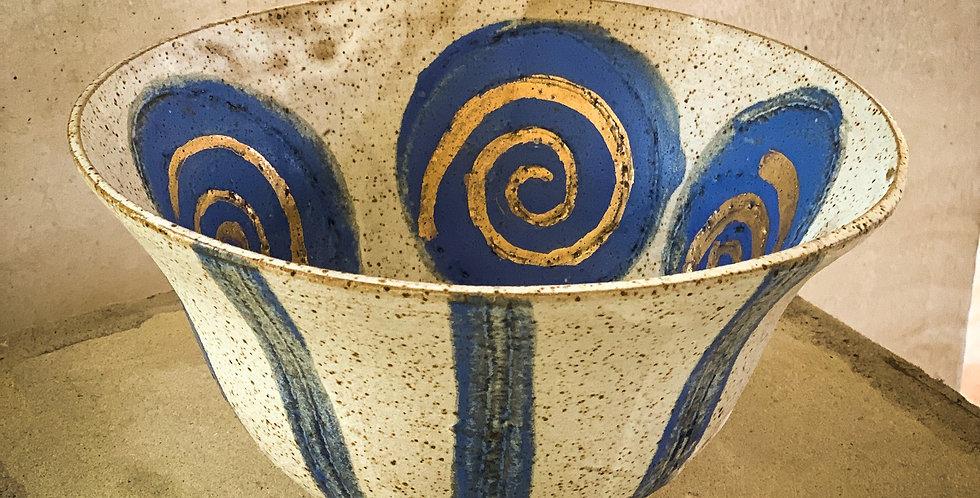 Yves Klein blue bowl