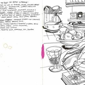 Grandmother's Kitchen / Agen, France